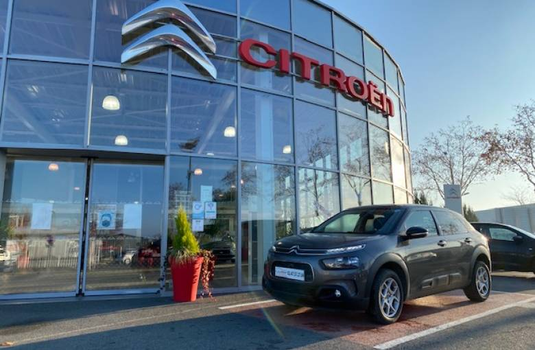 CITROEN C4 CACTUS BUSINESS C4 Cactus PureTech 110 S&S BVM6  Feel Business - véhicule d'occasion - Site Laurier Automobiles