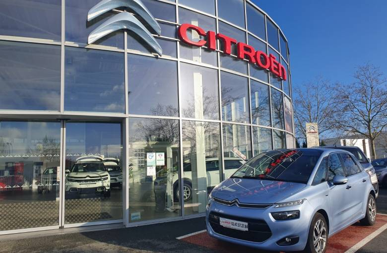 CITROEN C4 Picasso BlueHDi 150 S&S  Exclusive EAT6 - véhicule d'occasion - Site Laurier Automobiles