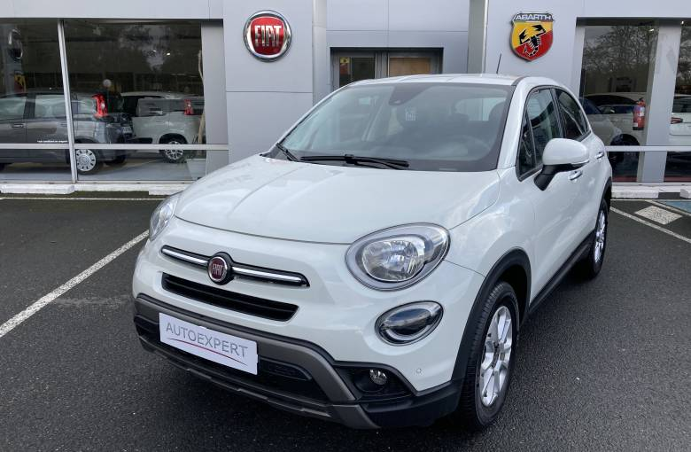 FIAT 500X MY19 500X 1.0 FireFly Turbo T3 120 ch  City Cross Business - véhicule d'occasion - Site Laurier Automobiles