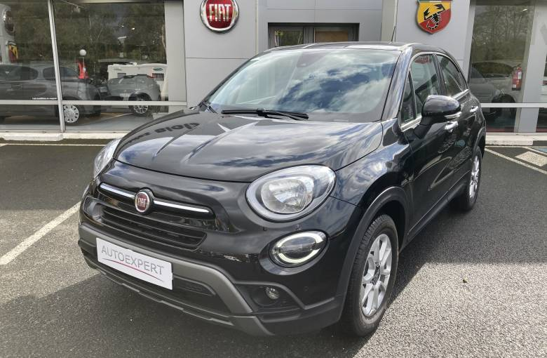 FIAT 500X MY19 500X 1.0 FireFly Turbo T3 120 ch  City Cross - véhicule d'occasion - Site Laurier Automobiles