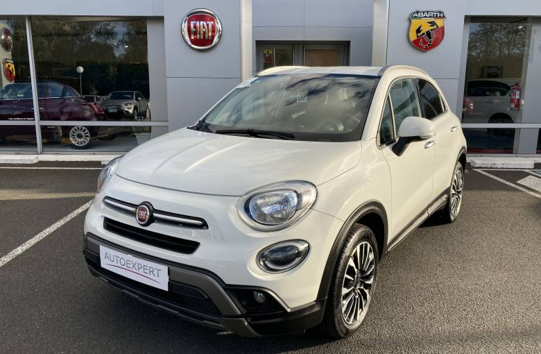 FIAT 500X MY19 500X 1.0 FireFly Turbo T3 120 ch  Cross - véhicule d'occasion - Site Laurier Automobiles