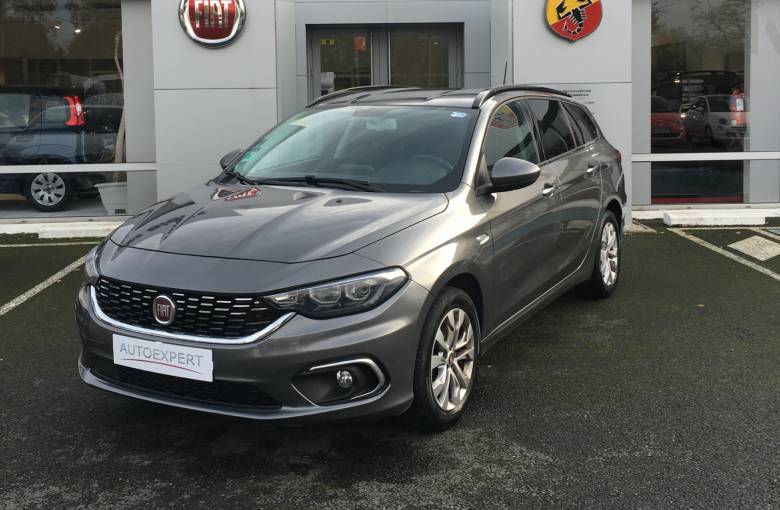 FIAT Tipo Station Wagon 1.6 MultiJet 120 ch Start/Stop  Easy - véhicule d'occasion - Site Laurier Automobiles