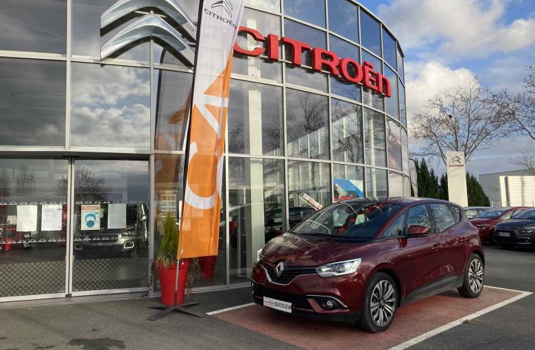 RENAULT SCENIC IV Scenic dCi 95 Energy  Life - véhicule d'occasion - Site Laurier Automobiles